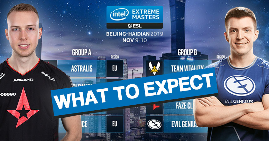 A guide to CS:GO's Intel Extreme Masters XIV