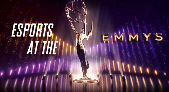 Esports joins the Emmy Awards
