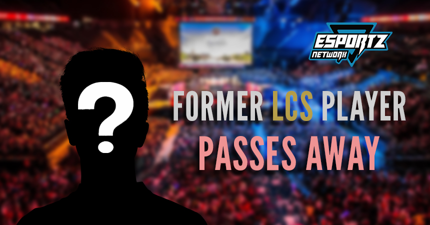Former LCS pro passes away after November suicide attempt
