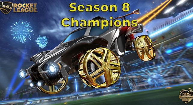 NRG Esports wins Rocket League Championship Series Season 8
