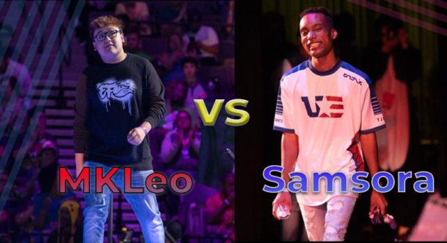 Rivalry Features: MKLeo vs. Samsora