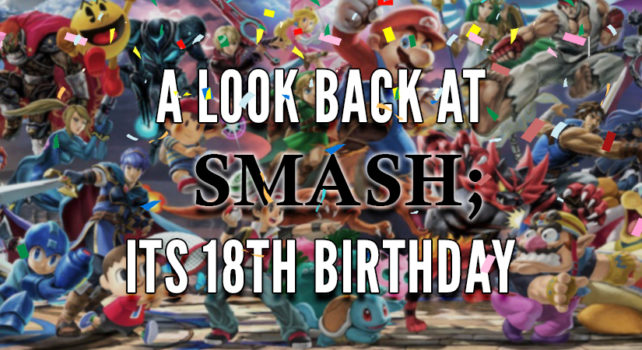 Smash Melee, now 18 years old and strong