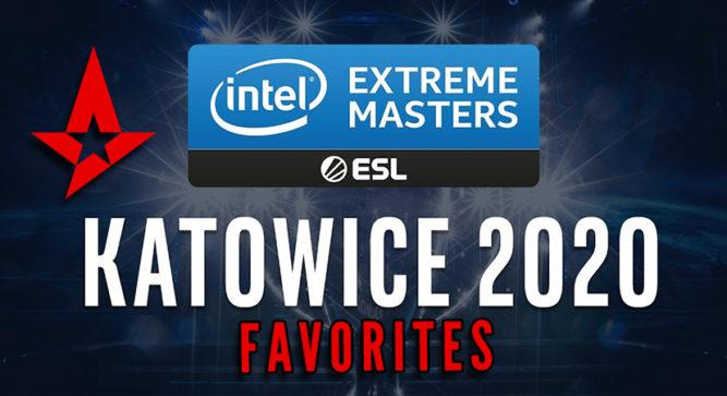 Will Astralis dominate IEM Katowice again?