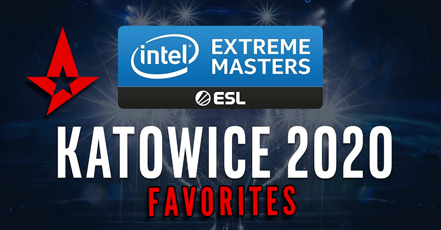Will Astralis dominate IEM Katowice again?