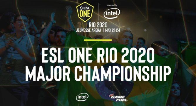 ESL One Rio 2020: Details revealed