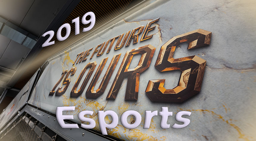 Esports in 2019