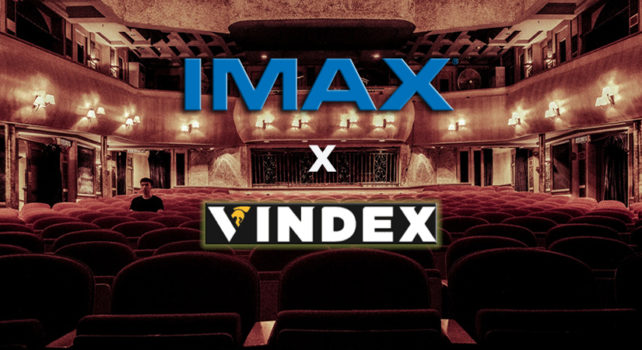 IMAX partners with esports startup Vindex