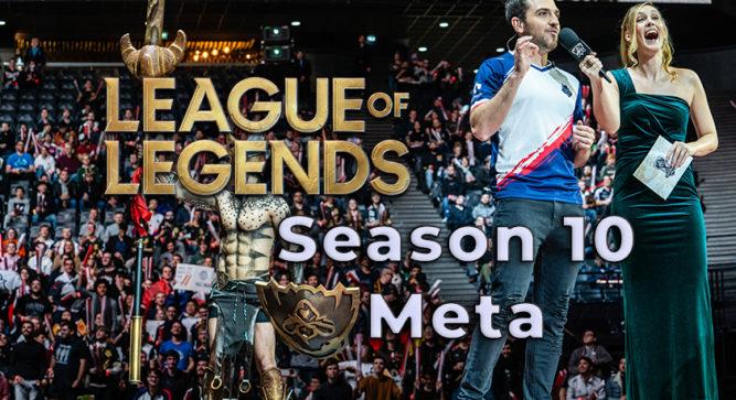 League of Legends Season 10 Meta: Champion spotlights