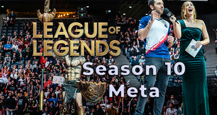 League of Legends Season 10 Meta: Champion spotlights
