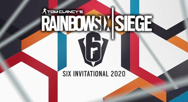 Rainbow Six Siege: Six Invitational 2020