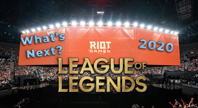 What's next in League of Legends?
