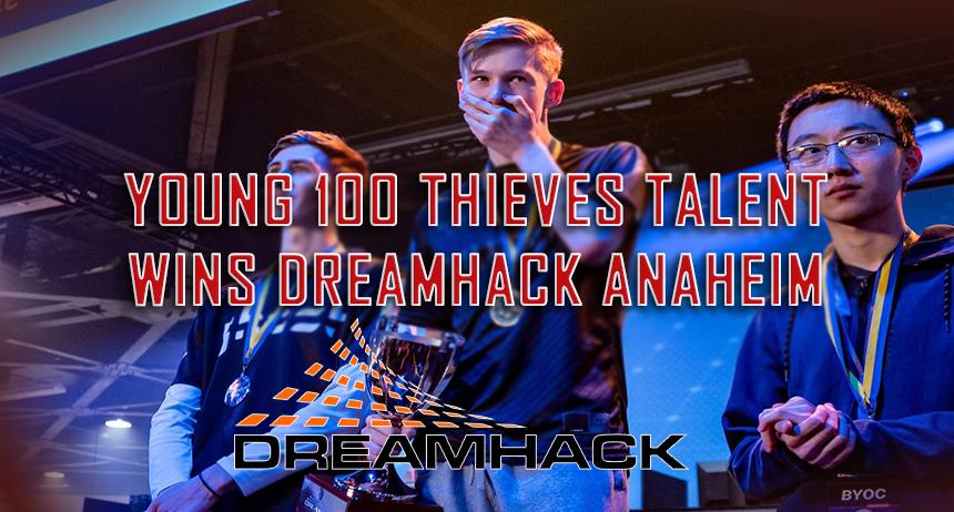Mrsavage 15 Year Old 100 Thieves Recruit Wins Dreamhack Anaheim Fortnite Open Esportz Network Dreamhack's fortnite tournament registration is still open to the public. mrsavage 15 year old 100 thieves
