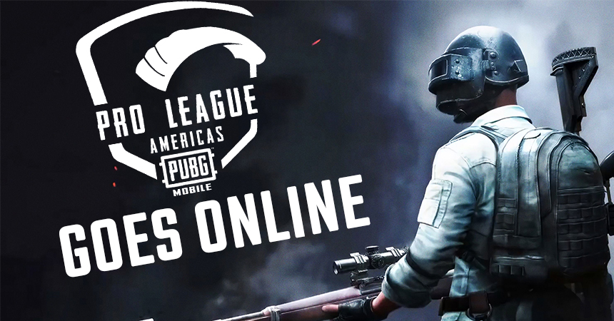PUBG Mobile Pro League goes online | Esportz Network
