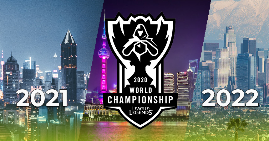 Updates To Worlds 2020 2021 2022 For League Of Legends