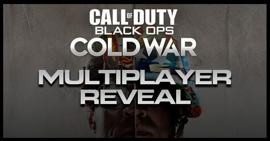 Black Ops Cold War Multiplayer Gameplay Reveal Esportz Network