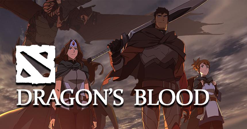 DOTA: Dragon's Blood, Dota 2's animated Netflix show   Esportz Network
