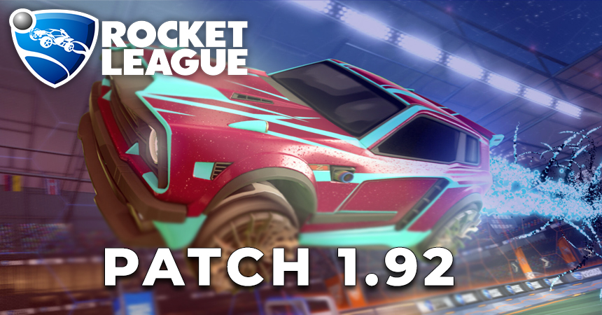 Rocket League Update 1 92 And Patch Notes Esportz Network