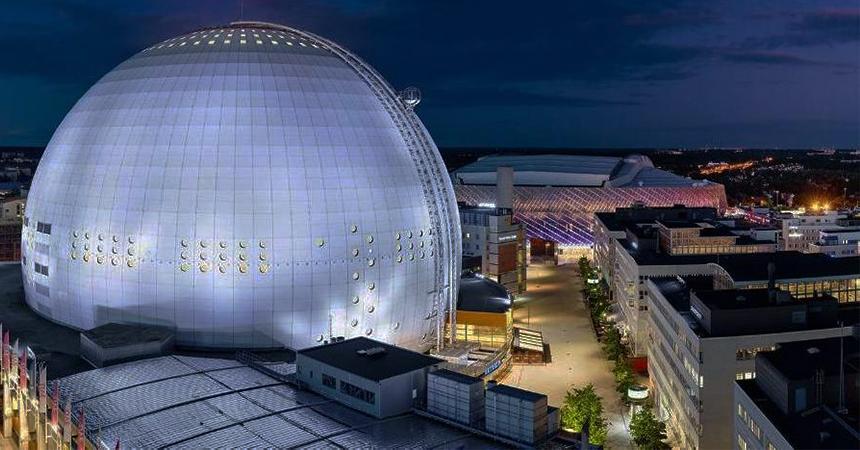 Avicii Arena, 14000 потенциальных зрителей CS: GO